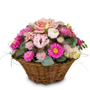 """Ordina """"Cestino fiori delicati"""""""